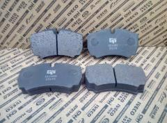 Колодки тормозные дисковые задние на IVECO