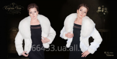 Wedding transforming fur coat for rent! From