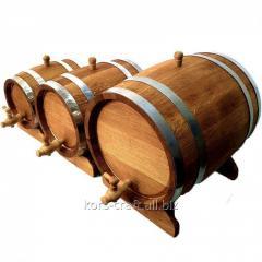Бочка дубовая 5 литров