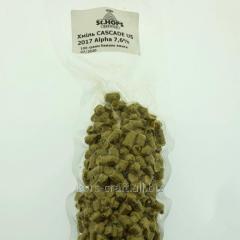 Хмель Cascade 100 грамм 7.6%