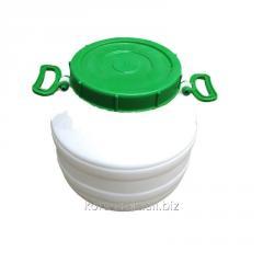 Бочка пластиковая для брожения Лемира 40 литров