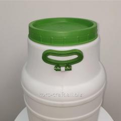 Бочка для браги пищевая 20 литров
