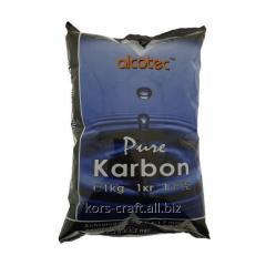 Уголь минеральный активированный Alcotec Pure
