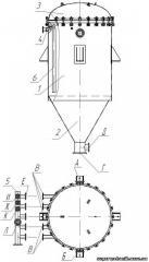 Filter candle barometric universal FSBU