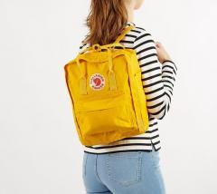 Рюкзак FJALLRAVEN KANKEN канкен + Органайзер ( 7 цветов ) Желтый
