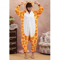 Пижама кигуруми Жираф (Взрослые и Детские размеры)