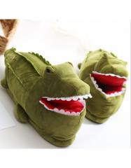 Домашние тапочки Крокодилы