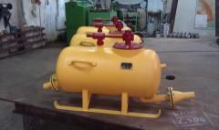 Pump water-removing pneumatic NVP-1 U5