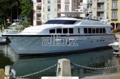 Корпуса судов, корпуса для яхт
