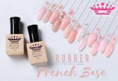Rubber French Base Master Professional...