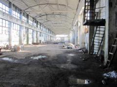Промышленно- складское помещение