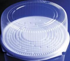 Одноразовая Пластиковая Упаковка для для торта