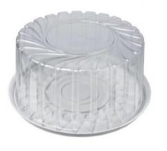 Упаковка одноразовая для торта ПС-243 (1 кг) за 1
