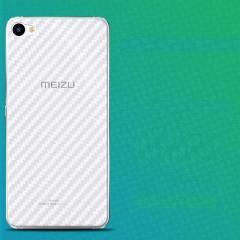 Защитная пленка на заднюю панель телефона Meizu