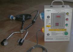 Электрические щипцы для предубойного глушения
