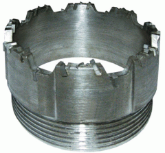 Reztsovy hard-alloy crowns like SM-5 and SM-6 are