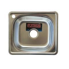 Кухонная мойка Platinum 4842 Decor 0,6 мм (40108)