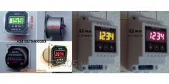 Timer, time counter, electronic