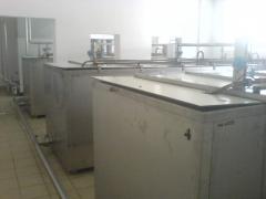 Coolers of masloobrazovatel of lyodvody.