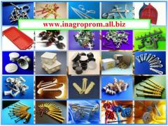 Products from plastic
