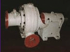 Pumps mine coal and slurry - the devices which are