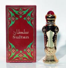 "Oil spirits of ""Jannah"""