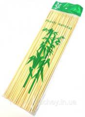 Бамбуковые палочки 250mm (100шт/уп), бамбуковые палочки для шашлыка