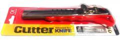 Нож канцелярский Hiaxin (18mm)