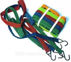 Резинка багажная с крючками для фиксации...