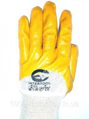 Перчатки рабочие универсальные,  размер 8,...