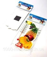 Термометр - магнит на холодильник, Китай