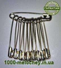 Булавки каленые Россия комплект 10 шт (32 мм)