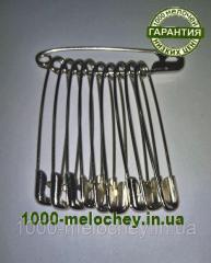 Булавки каленые Россия комплект 10 шт (46 мм)