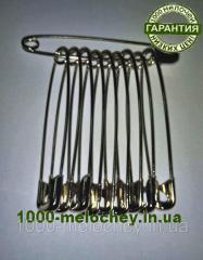 Булавки каленые Россия комплект 10 шт (55 мм)
