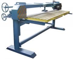 Machine tape and grinding ShLPS-2750