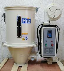 Бункерная сушилка для термопластавтомата объёмом 50л
