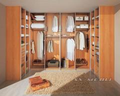 Clothes section system