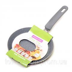 Блинная сковорода с гранитным антипригарным