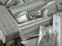 Polyvinylchloride scraps