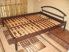 Кровать двуспальная Идиллия