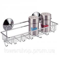 Полка прямоугольная для кухни-ванной 2989см Besser