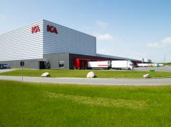 The fast-mounted steel buildings (BMZ) from the