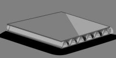 Гофрокартон тришаровий