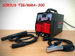 Аргонная Сварка Сириус (SIRIUS) TIG/MMA - 300