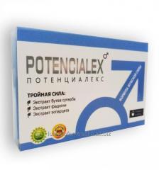 Потенциалекс - Капсулы для потенции Potencialex