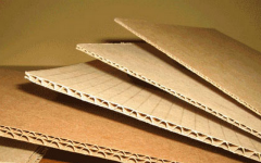 Microcorrugated cardboard to buy wholesale