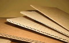 Microcorrugated cardboard to buy wholesale