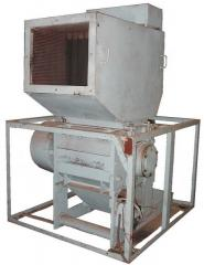 Grinder of waste of IRNK 450-600 thermolayers