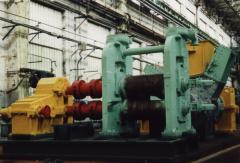 Unit worm and roll AChVL-600