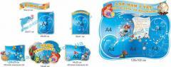 Комплект стендов для детских дошкольных